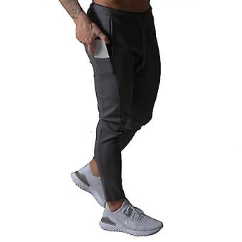 Men Joggers Fitness Bodybuilding Sweatpants Sports Trousers