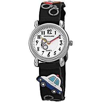 Excellanc - Wristwatch, analog quartz, rubbers , Unisex(2)