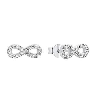 s.Oliver, naisten korvakorut, hopea 925 Infinity zircons