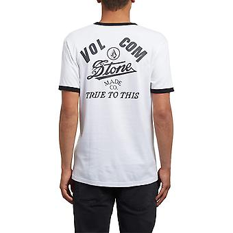 Volcom Winger Lyhythihainen T-paita valkoinen
