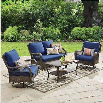 Havemøbler elegant sofasæt til al slags vejr