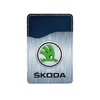 Skoda 2016 Logo Universal Mobile Card Holder