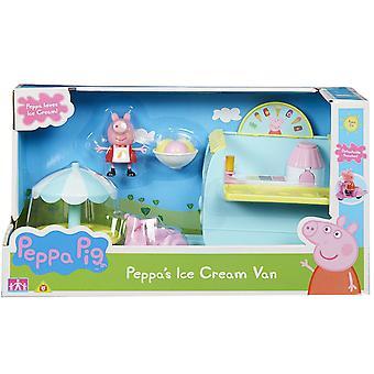 Peppa Pig ijs Van