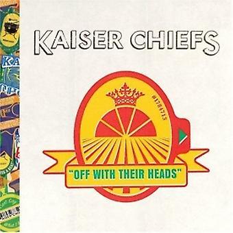 Kaiser Chiefs uit met hun hoofden CD