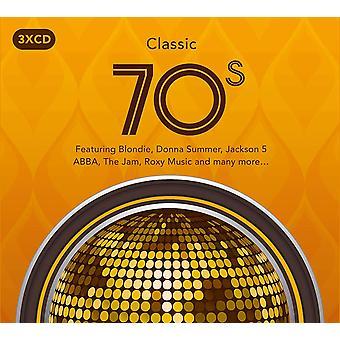 Classic 70's CD