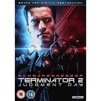 Terminator 2: Domedagen (Remastered Edition) DVD