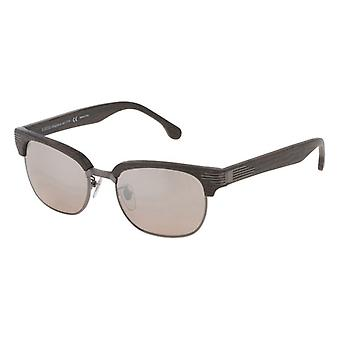 Unisex slnečné okuliare Lozza SL2253M52568X Hnedá