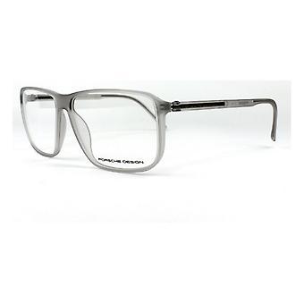 Menns Briller ramme Porsche P8269-B Grå (ø 60 mm)
