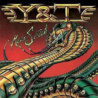 Y & T - Mean Streak CD