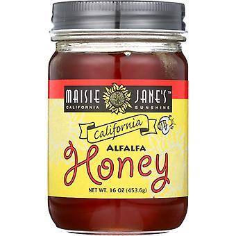 Maisie Janes Honey Wildflower, Case of 6 X 16 Oz