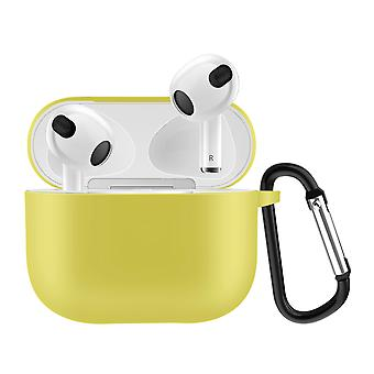 For Airpods 4 Silicone Protective Cover Airpods Wireless Bluetooth Headset Case