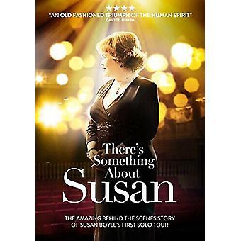 Theres Something About Susan DVD (2014) Susan Boyle cert E Região 2