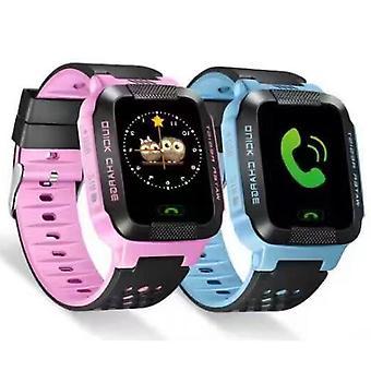 Kinderen studeren Play Touch Screen Smart Watch Outdoor Tracker Sos Watch