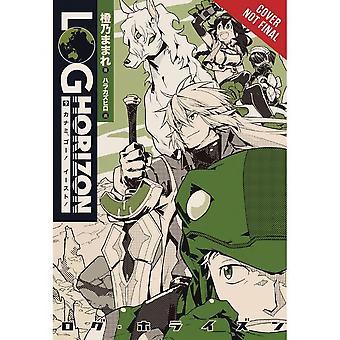 Log Horizon  Volume 9 (light novel)