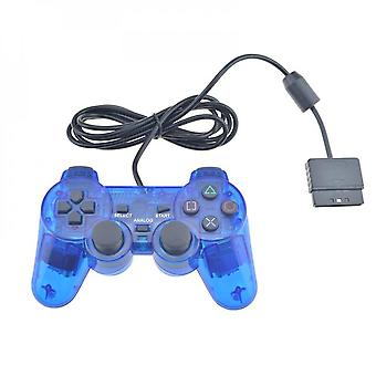 Wired Clear Game Gaming Controller für Playstation 2 Ps2
