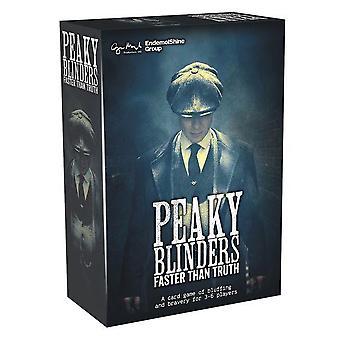 Peaky Blinders Het Kaartspel