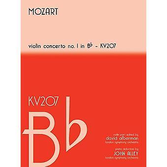 Mozart Violin Concerto No. 1 in Bb KV207