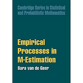 Empirical Processes in M-Estimation (Cambridge Series in Statistical and Probabilistic Mathe...
