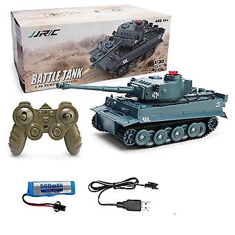 Télécommande Programmable Crawler Tank, Effets sonores Military Tank Toy