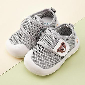 Toddler Shoes  0-1-3 Years  Babysoft Sole  Breathable Toddler Net Shoes