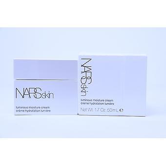 Nars Luminous Moisture Cream  1.7oz/50ml New With Box