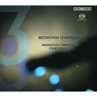 Minnesota Orchestra - Beethoven: Symphony Nos. 3 & 8 [SACD] USA import