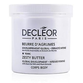 Zesty Butter Global Envelopment - Intense Firming (salon Size) - 500ml/16.9oz