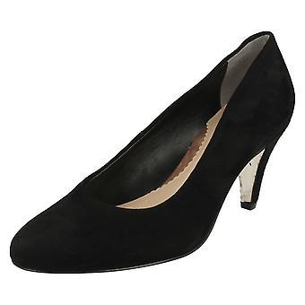 Ladies Van Dal Smart Court Shoes Magdalen