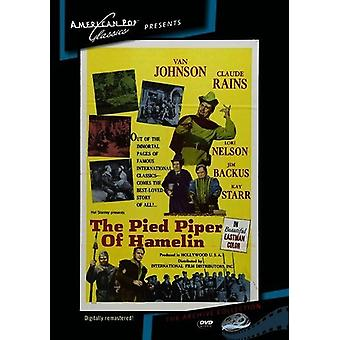 Pied Piper of Hamelin [DVD] USA import