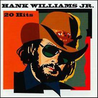 Hank Williams Jr - Hank Williams Jr.: Vol. 1-twintig Hits speciale Col [CD] USA importeren