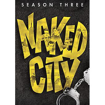 Naked City: Temporada 3 importación de Estados Unidos [DVD]