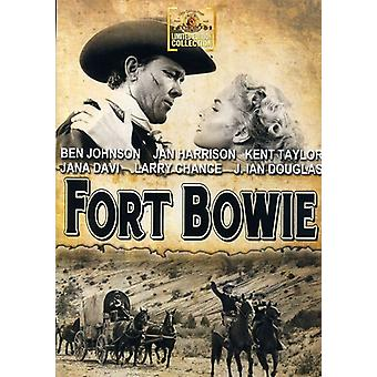 Fort Bowie [DVD] USA import