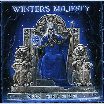 Nox Arcana - Winter's Majesty [CD] USA import