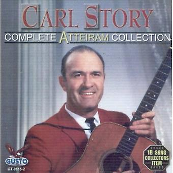 Carl Story - Carl Story: Complete Atteiram Collection [CD] USA import