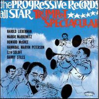 All Star Trumpet Spectacular - All Star Trumpet Spectacular [CD] USA import
