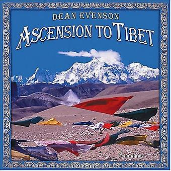 Dean Evenson - Ascension to Tibet [CD] USA import