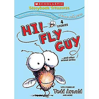 Hola chico mosca y otro Animal Antics [DVD] USA de importación