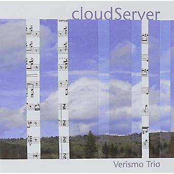 Verisme Trio / Peterson / Deason / Knable - Cloudserver [CD] USA import
