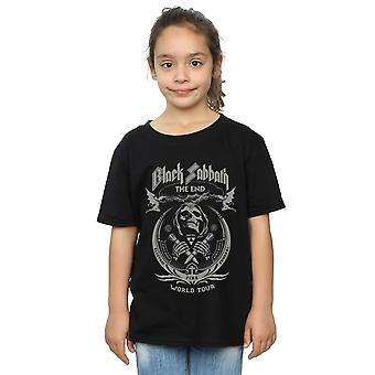 Black Sabbath flickor slutet världen Tour T-Shirt