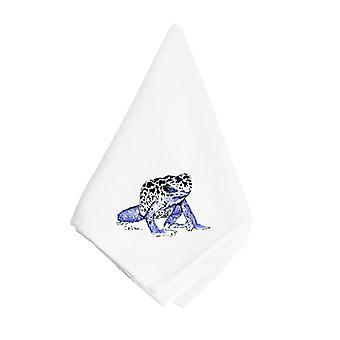 Carolines Schätze 8687NAP Frosch Serviette