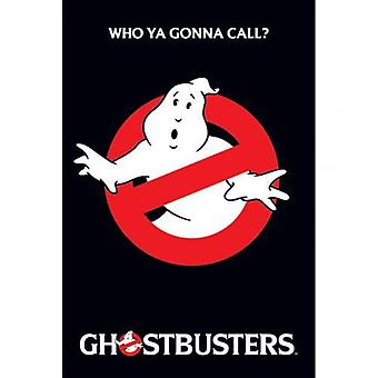 Ghostbusters Poster Logo 165