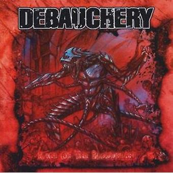 Ausschweifungen - Wut der Bloodbeast [CD] USA importieren