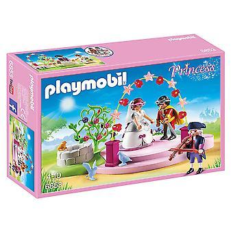 Playmobil 6853 принцесса бал-маскарад - вращающийся танцпол
