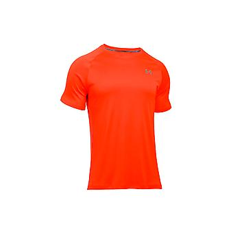 Under Armour Heatgear Run S/S Tee 1289681-296 Mens T-shirt