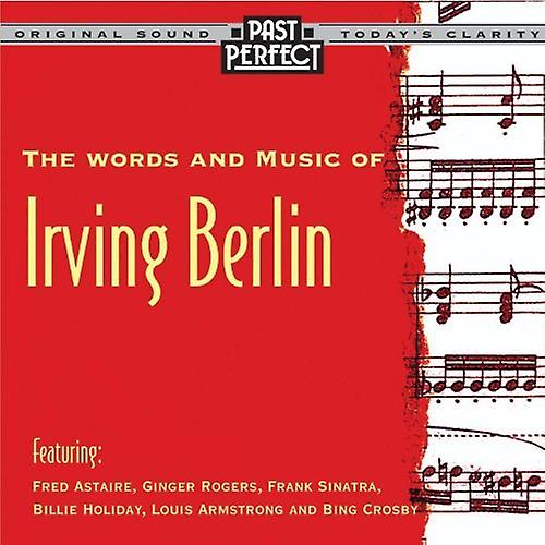 The Words and Music of Irving Berlin: 30s & 40s [Audio CD]Various