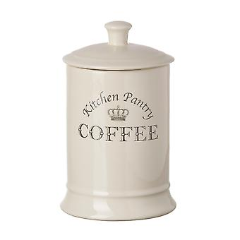 Tuftop Majestic Coffee Canister