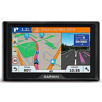 Garmin Drive 51LMT-S 5-inch Sat Nav with Lifetime Map Updates for UK, Ireland and Full Europe and Free Live Traffic