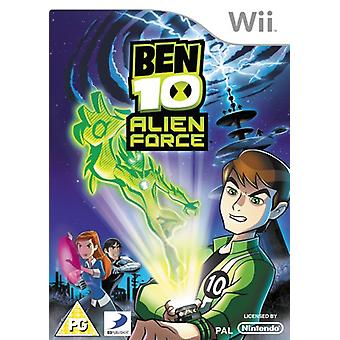 Ben 10 Alien Force (Wii)-nieuw