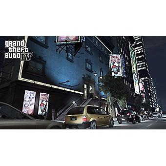 Grand Theft Auto IV Platinum Edition (PS 3) - Factory Sealed
