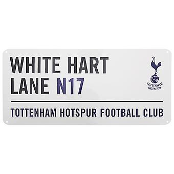 Rosenborg BK offisielle White Hart Lane metall Football Club Street Logg